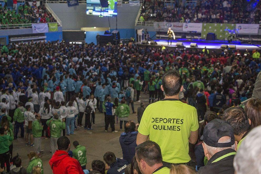 6524df8c54de LA DELEGACIÓN DE QUILMES OBTUVO ONCE MEDALLAS DE ORO EN LOS JUEGOS ...