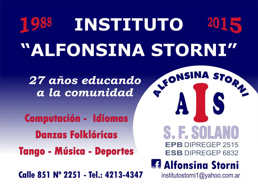 Instituto Alfonsina Storni